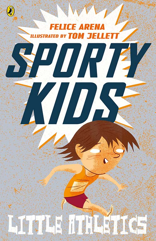 Sporty Kids - Little Athletics