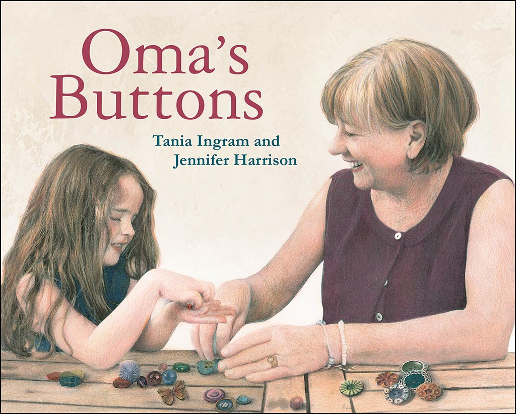 Oma's Buttons