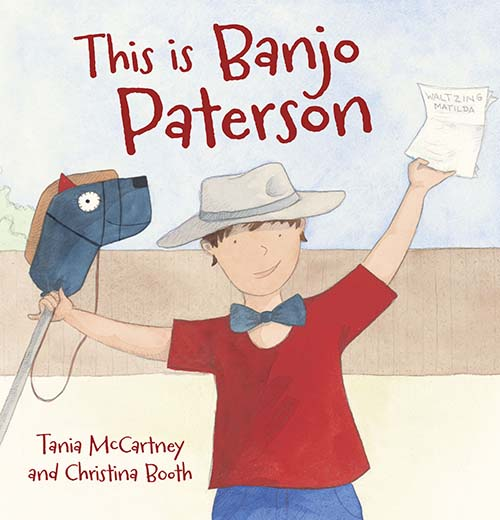 This is Banjo Paterson