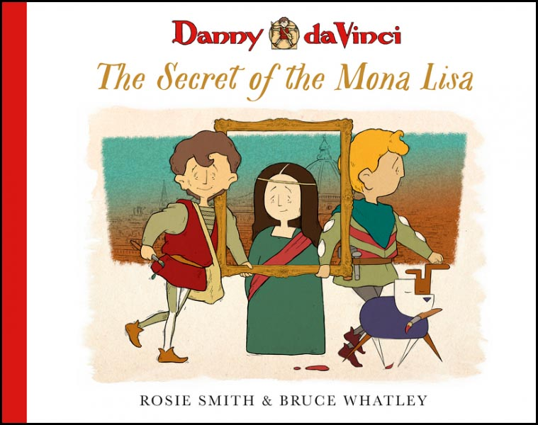 Danny da Vinci - The Secret of the Mona Lisa