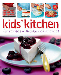 Kids' Kitchen: Fun Recipes with a Dash of Science