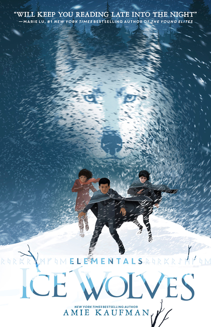 Ice Wolves - Elementals Book 1