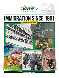 Immigration Since 1901