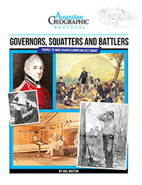 Governors Squatters and Battlers