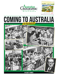 Coming To Australia: Post War Immigration