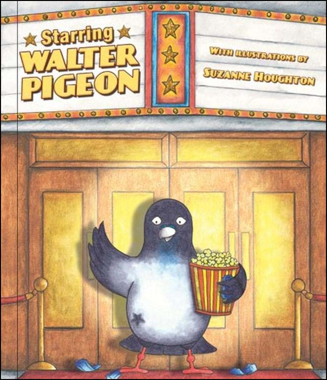 Starring Walter Pigeon