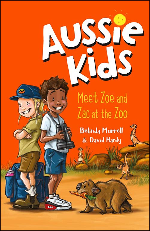 Meet Zoe and Zac at the Zoo
