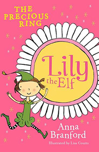 Lily the Elf: The Precious Ring