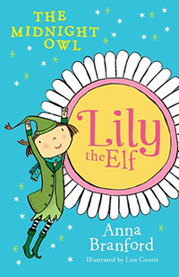 Lily the Elf: The Midnight Owl